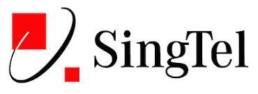 Image result for singtel logo