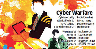India steps up vigil for cyber attacks from China after apps ban - The  Economic Times